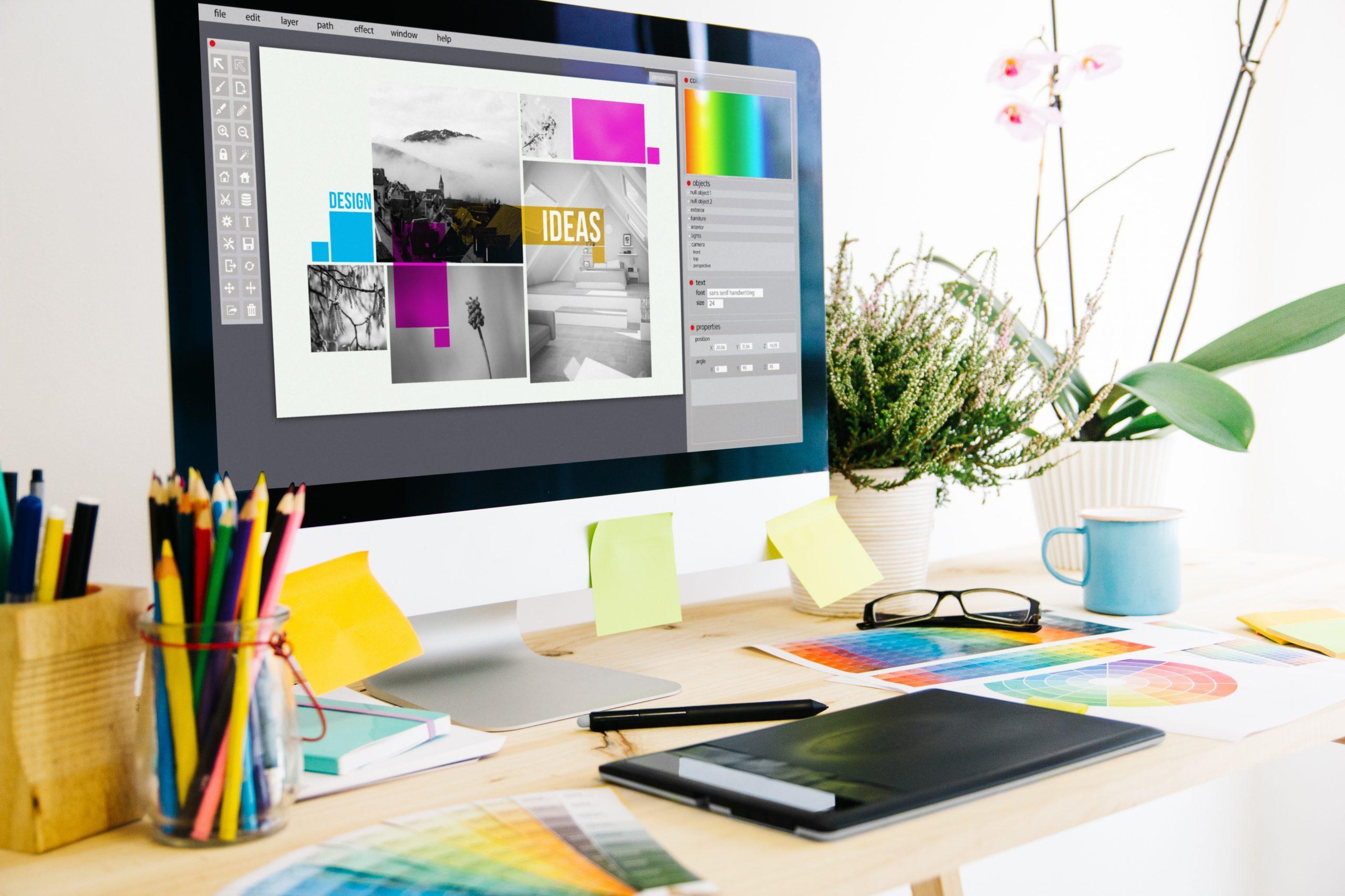 Création graphique et pré-presse